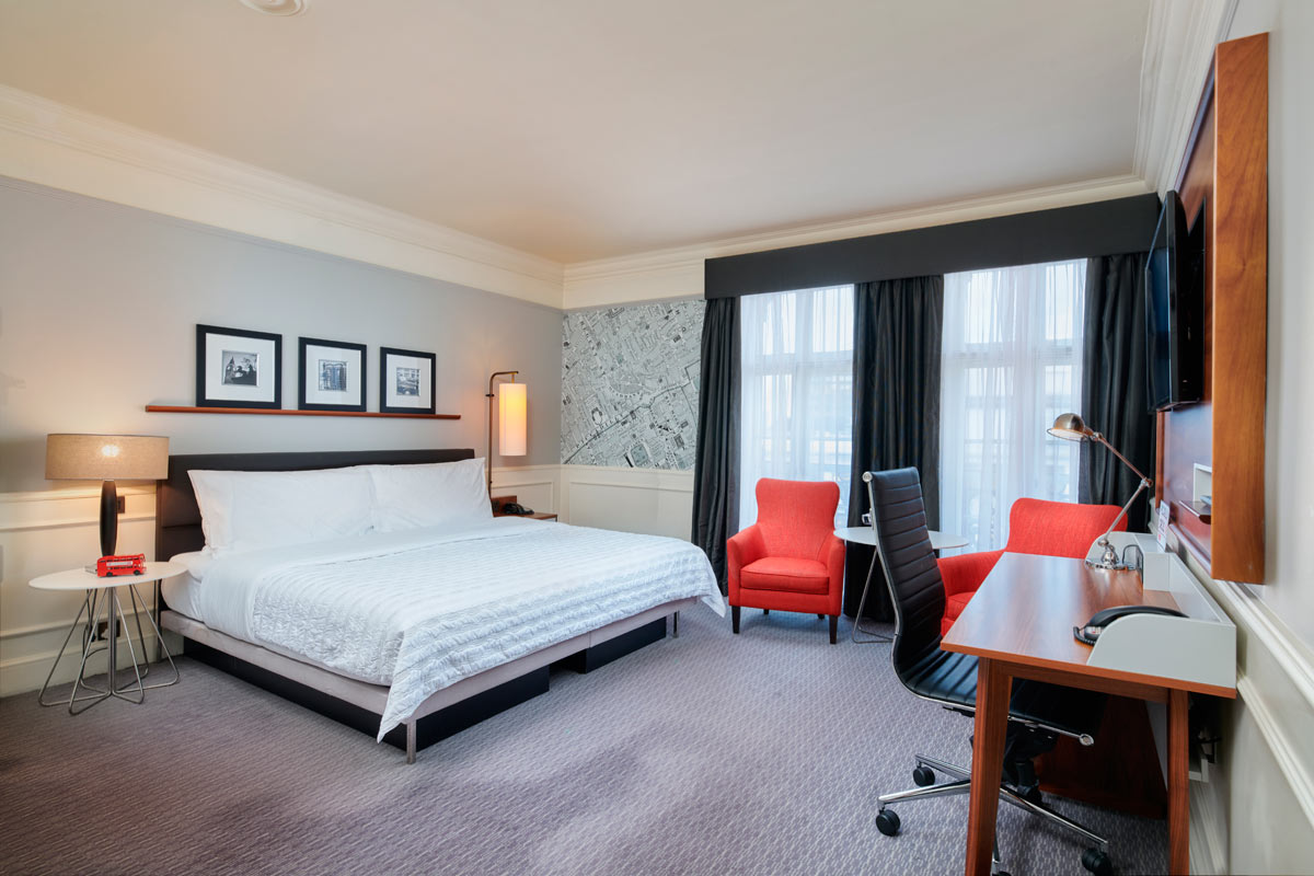 Hotel Review: The Dilly