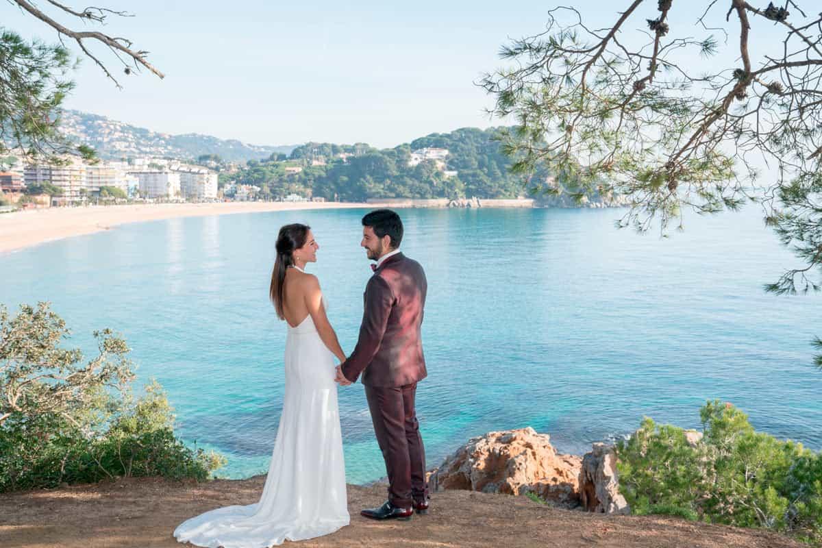 Celebrate Your Wedding in Lloret de Mar Costa Brava.