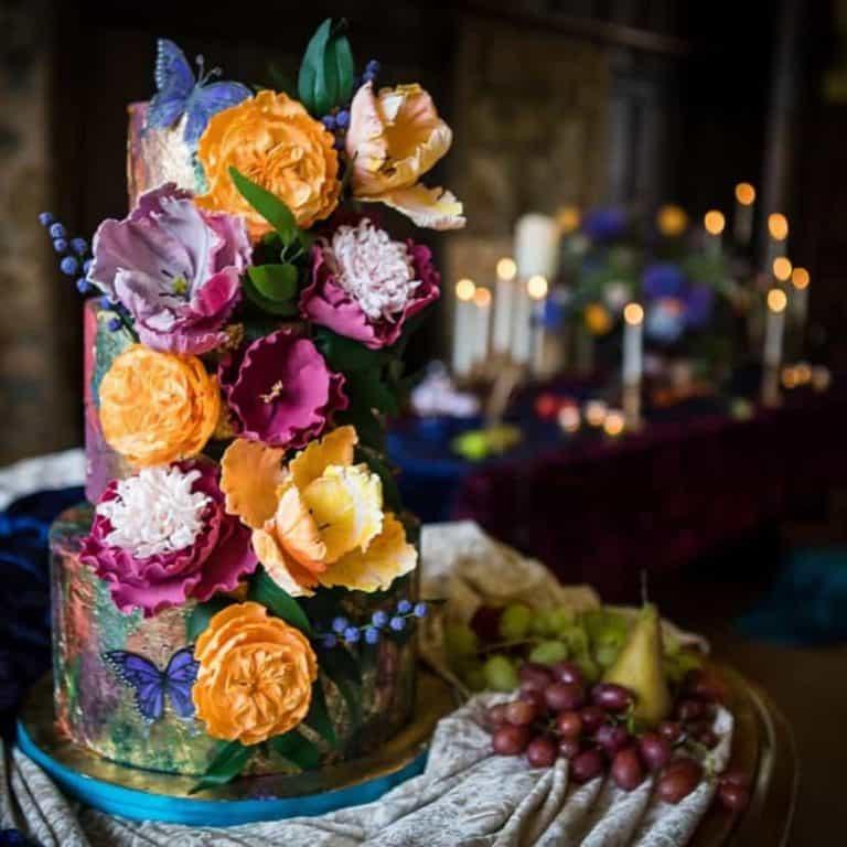 Top 10 UK Luxury Wedding Cake Designers