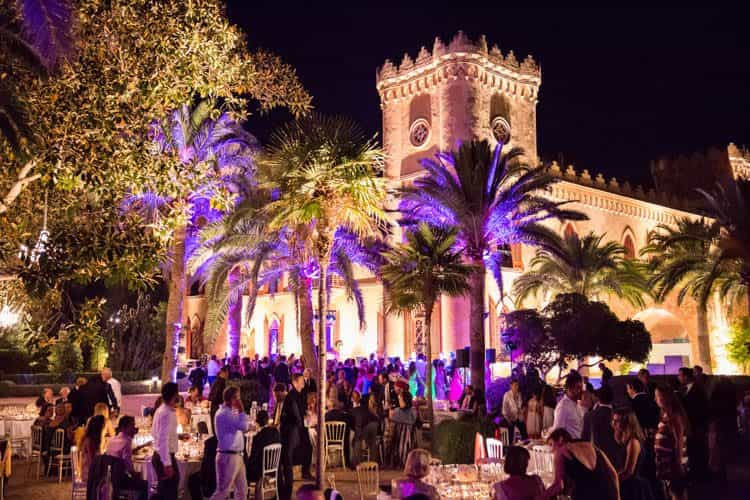 Stunning Wedding In Spain by Alago Events