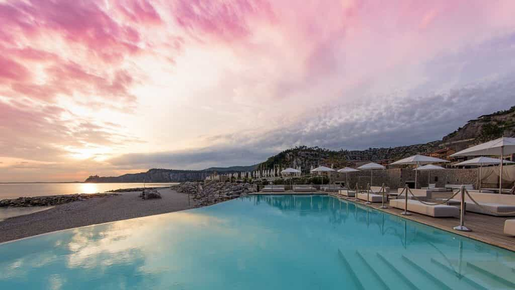 luxury venues in italy