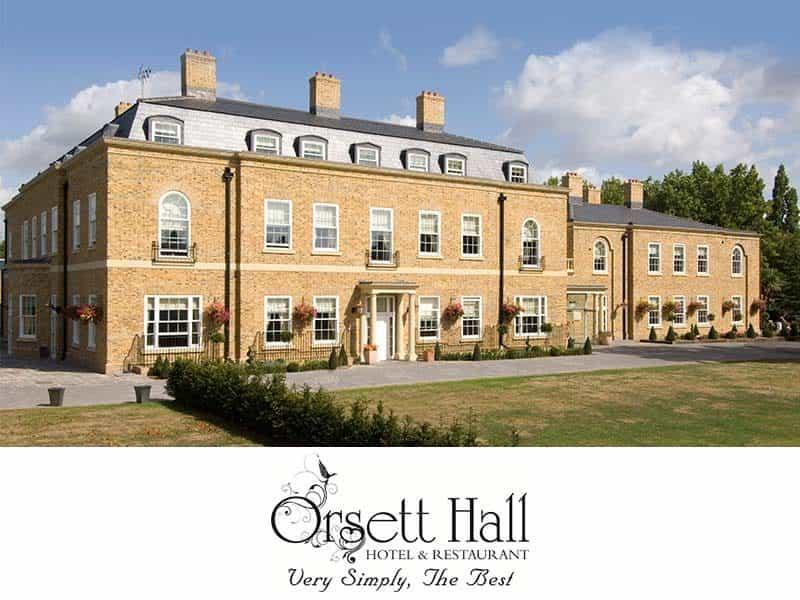 Kukana Spa At Orsett Hall Hotel Orsett