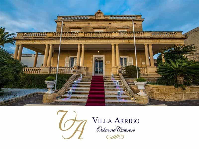 Wedding Venues In Malta Villa Arrigo Malta Wedding