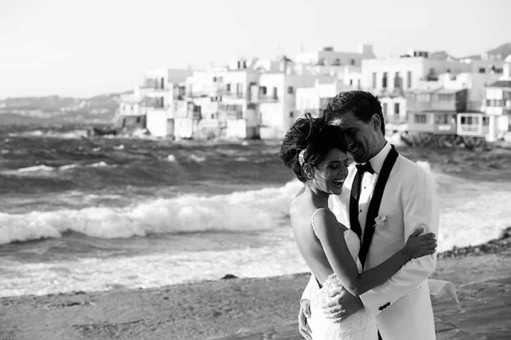 Mitheo Events Luxury wedding Mykonos