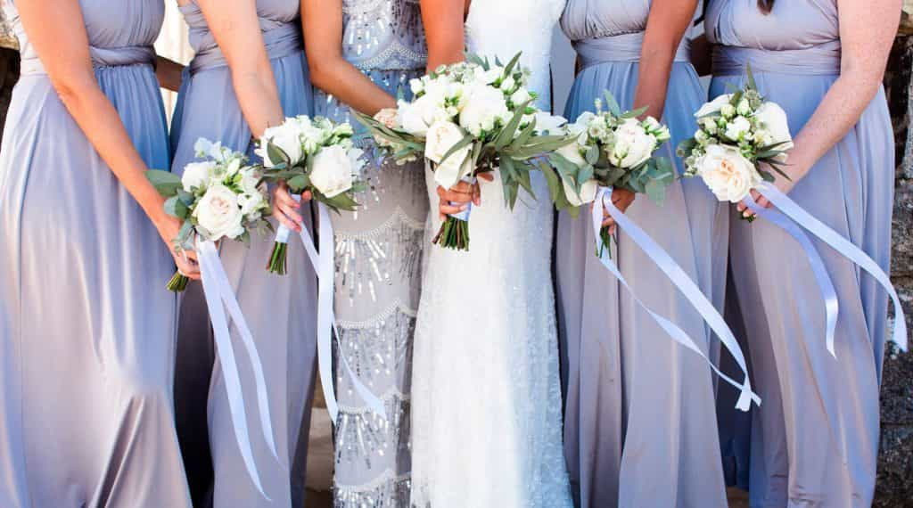 Mitheo Events Luxury Bridesmaids Dresses