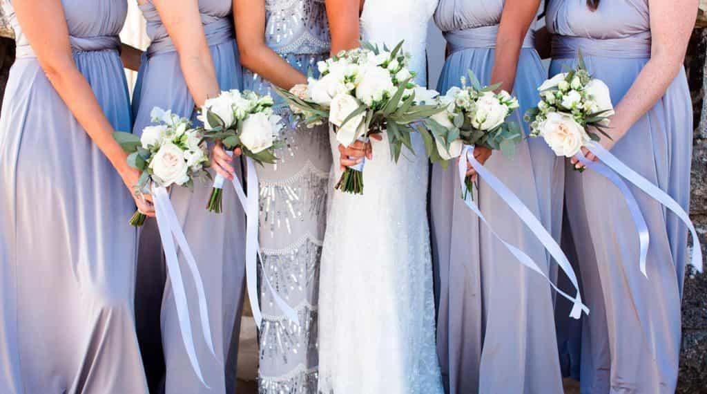 Mitheo Events Luxury Bridesmaids Dresses