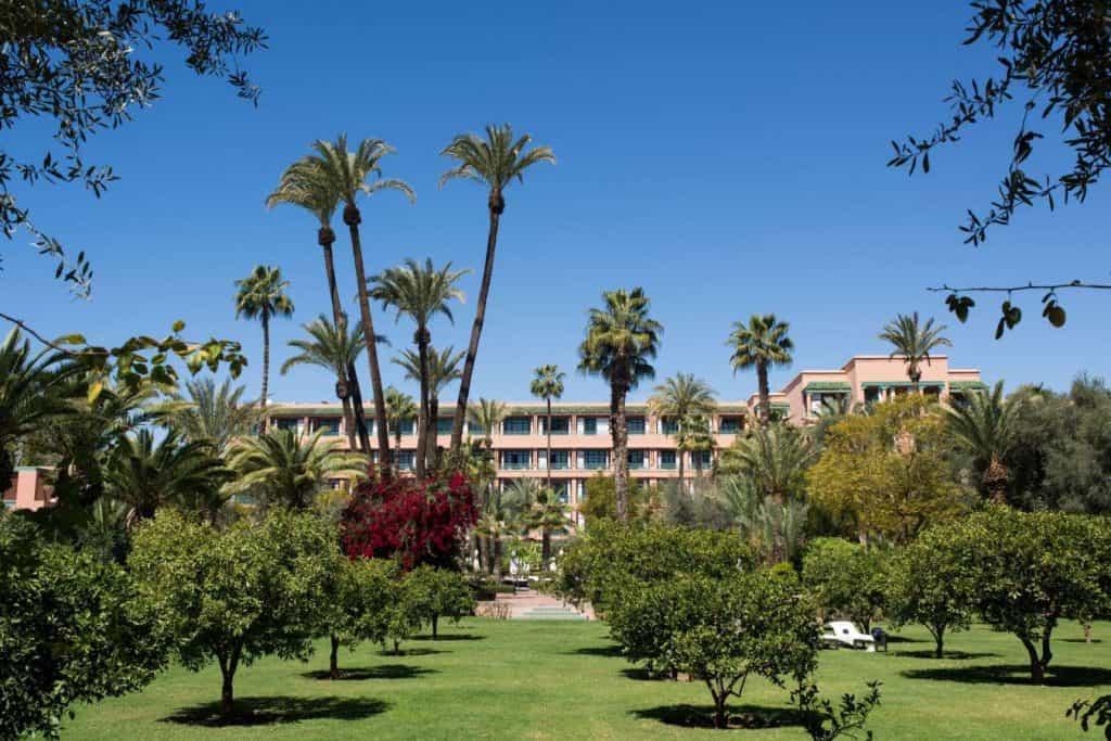 La Mamounia – Marrakech