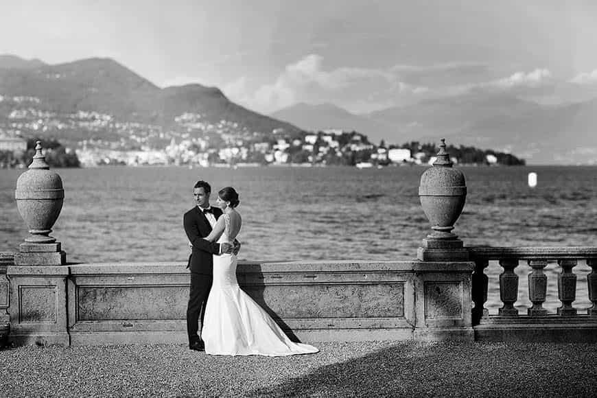 Bride and Groom In Italy -Italian Wedding Company