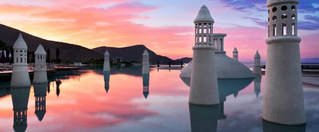 Kempinski Hotel Barbaros Bay in Bodrum