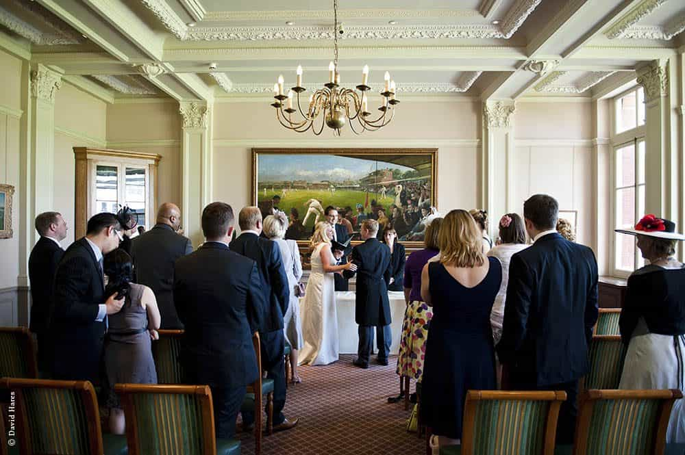 Lords Cricket Grounds - Weddings