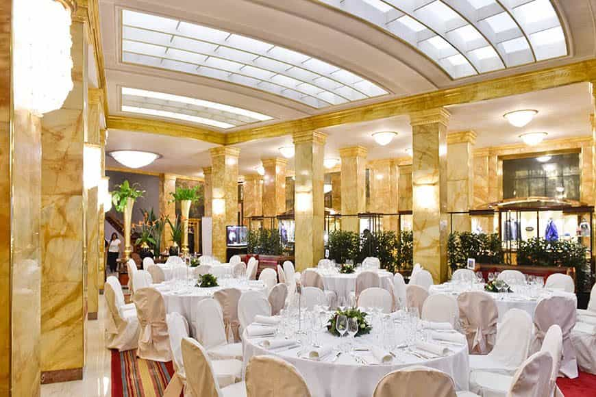 Wedding Venues In Italy Hassler Roma Italy Lazio Rome