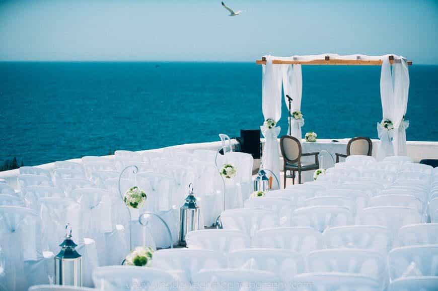 Sonho a dois Algarve Wedding Planners