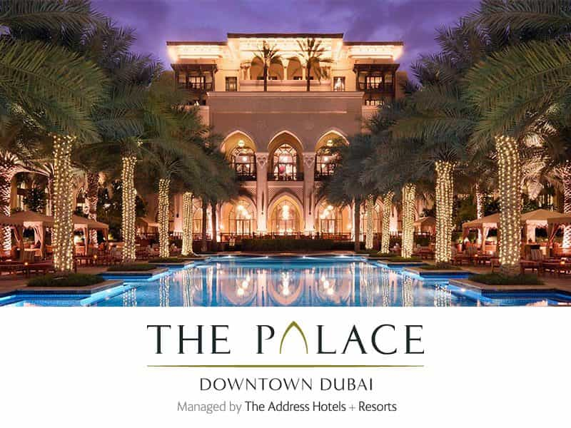 Wedding Venues Dubai The Palace Downtown Dubai Uae