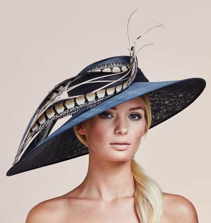 Luxury Wedding Hats - Vivien Sheriff® 0ae1ec78dcf