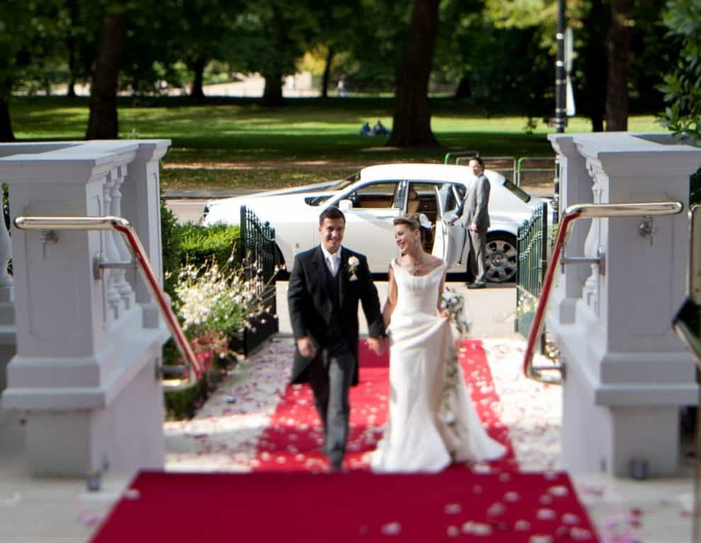 luxury london weddings
