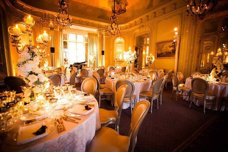 Wedding Reception Mayfair