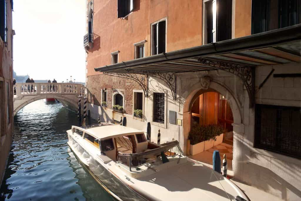 Private Water Entrance Hotel Venice