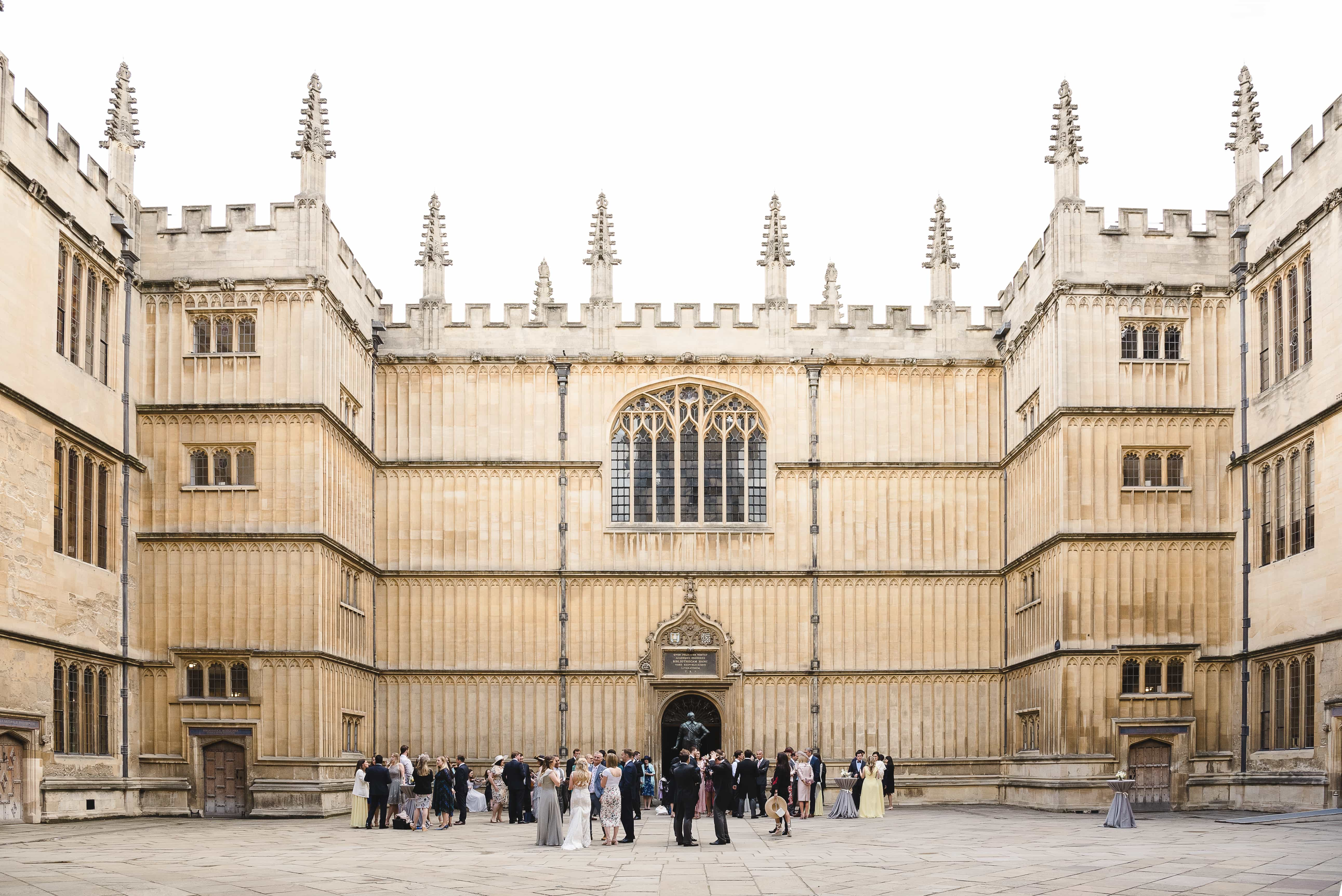Old Schools Quad, Bodleian Libraries