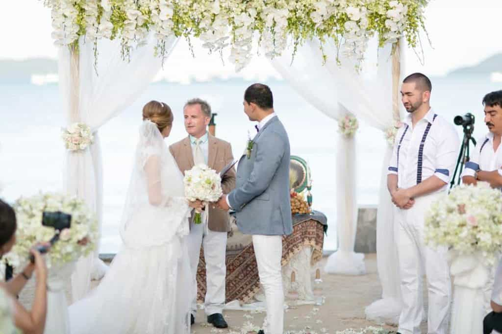 Wedding Celebrant Phuket - Paul Cunliffe
