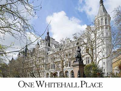 One Whitehall Place London