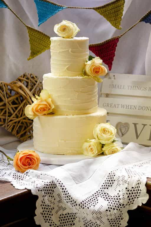 Wedding Cakes - Etoile Bakery, United Kingdom, England, London ...