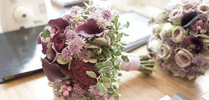 Wedding Flowers by Zita Elza Flowers