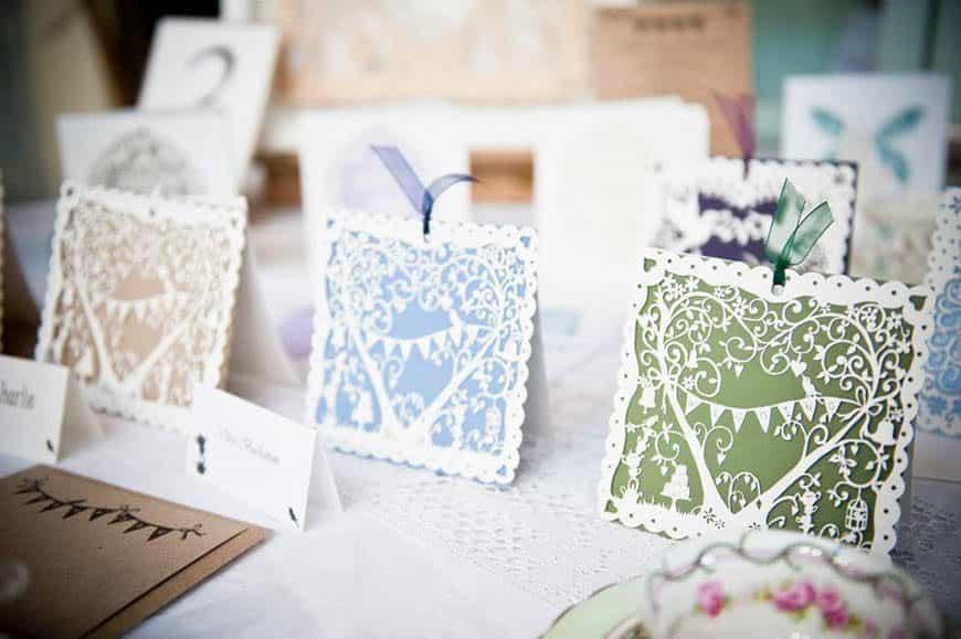 Wedding Stationery The Hummingbird Card Company United Kingdom