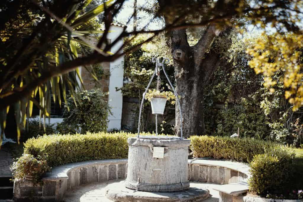Villa del Vecchio Pozzo in Posillipo