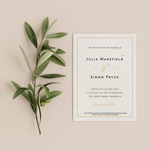 Little Green Wedding