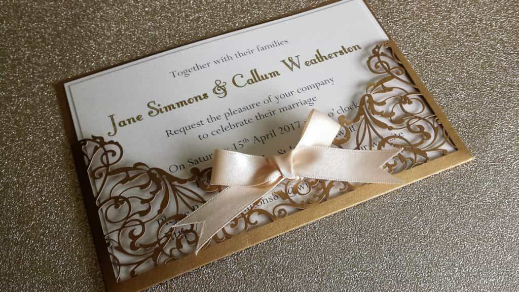 Amarie Bridal Stationery