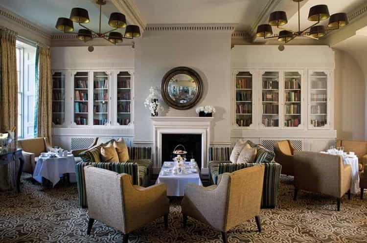 Sopwell House Lounge