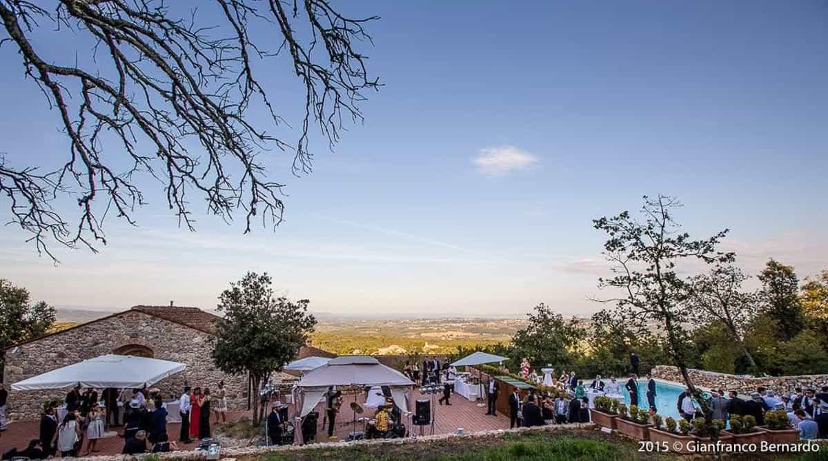 Relais La Costa Tuscany - Wedding Venues Tuscany