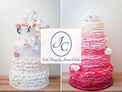 Cake Design By Joanna Clarke