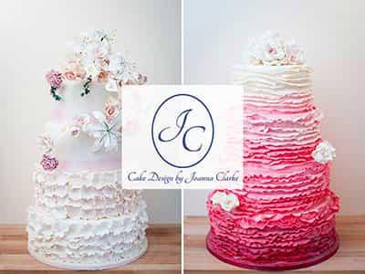 Cake Design By Joanna Clarke