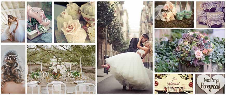 Wedding Planners Italy Mood Board