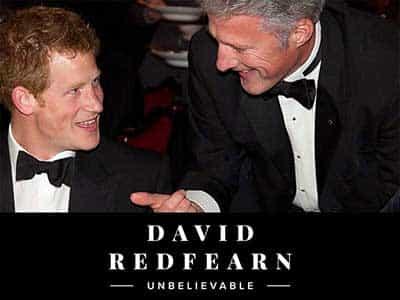 David Redfearn Magician