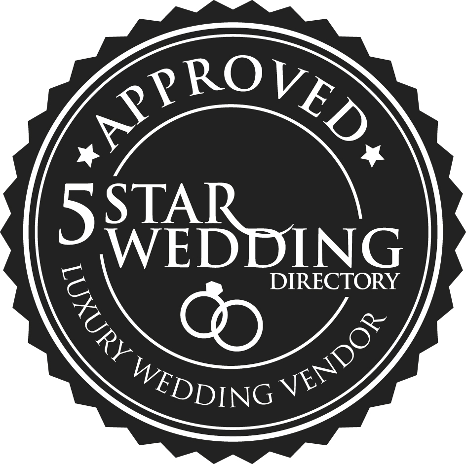 Featured and Approved on 5 Star Wedding Directory and Blog